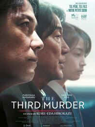 The Third Murder : Affiche