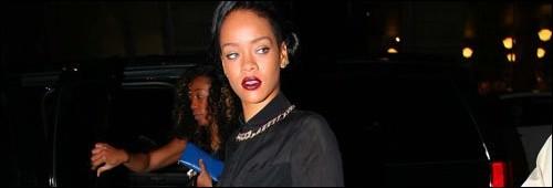 """Rihanna se rend au """"Da Silvano"""""""