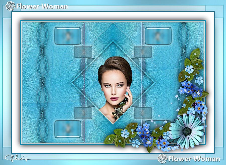 Flower_Woman de béa