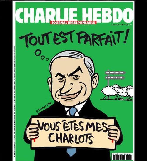 - Benjamin Netanyahu déclare la guerre à l'Islam: 1,3 milliard d'individus sur Terre !