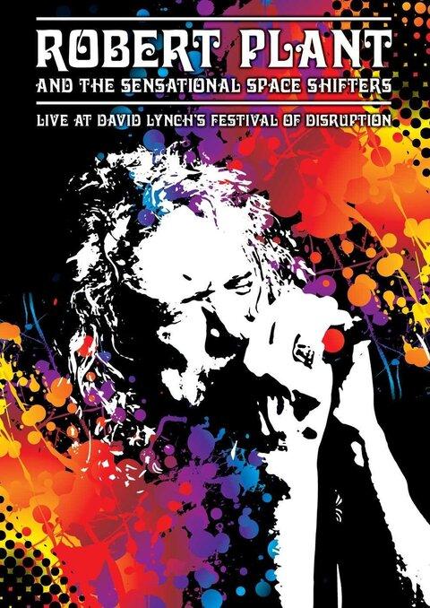 ROBERT PLANT - Les détails du prochain DVD live