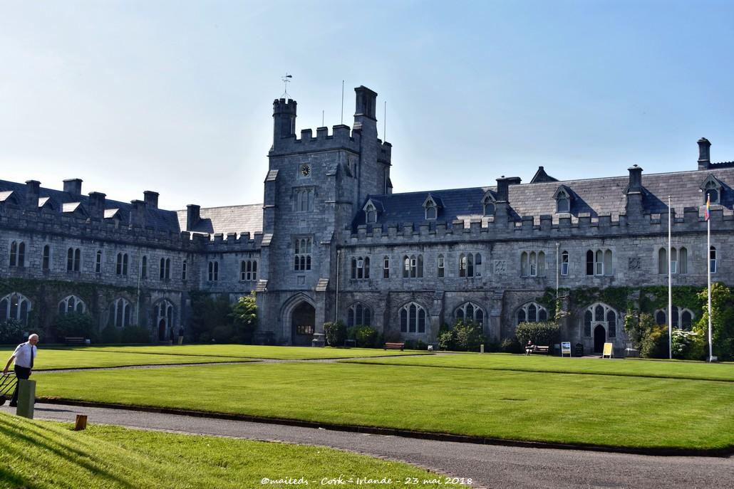 Quelques endroits à visiter - Cork - Irlande
