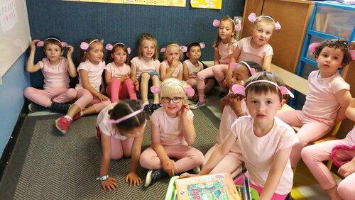 Panthère rose - Fête de l'école