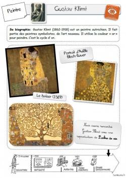 L'arbre de vie de Gustav Klimt