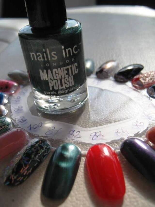 Swatch : Nails Inc - Whitehall - n° 42