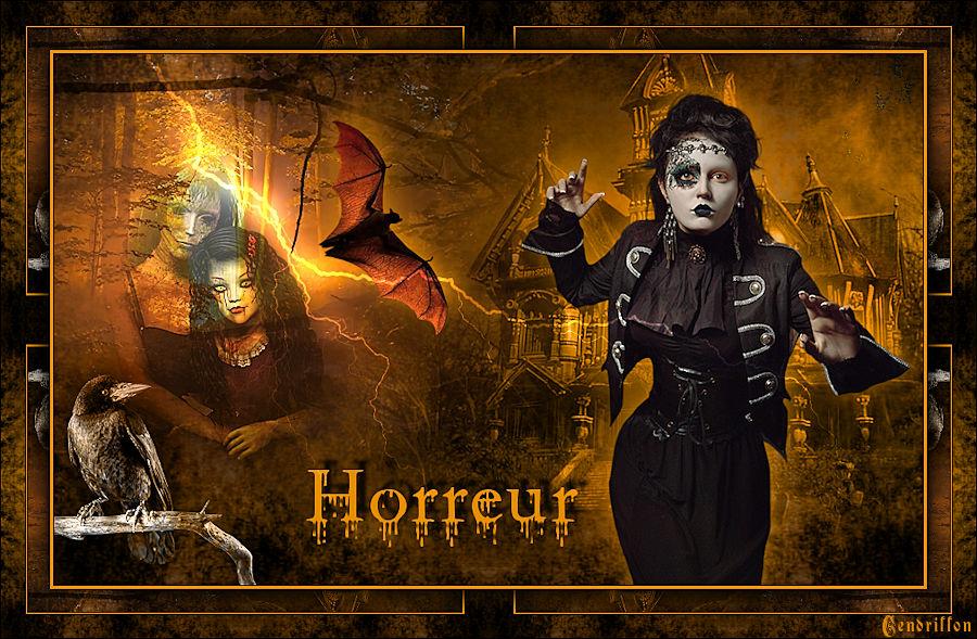 Horreur - Saturnella