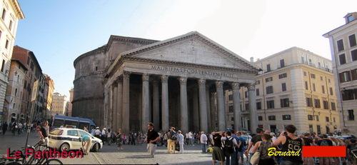 VOYAGE A ROME du 5 au 10 Octobre 2014 : 1er JOUR suite
