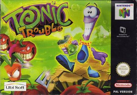 Tonic Trouble 7/10