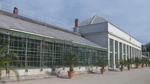 ORLEANS -jardin des plantes