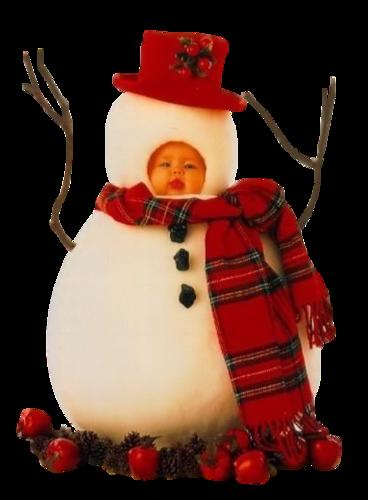 Enfants de Noël Série 4