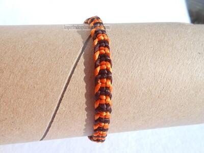 Bracelet Duo Square Knot (1)