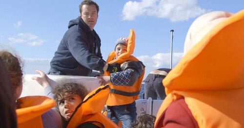 """""""4.1 miles"""" un film documentaire sur les réfugiés en Grèce"""