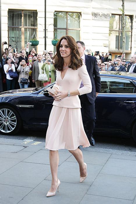 Kate et les photos