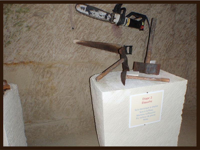 49400 Saumur musée du tuffeau