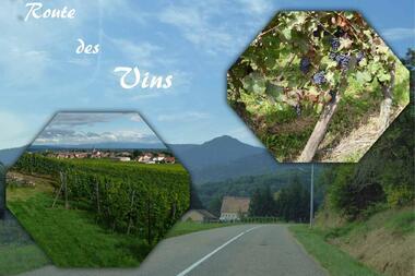 Escapade en Alsace 5 - La route des Vins (1) Rosheim