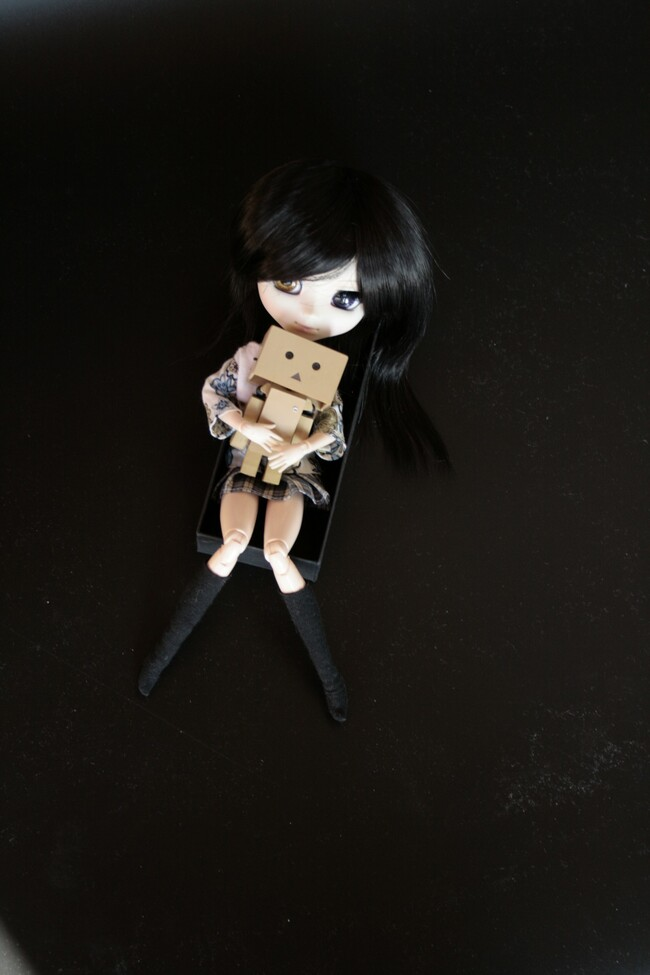 Deboxed Doll