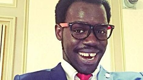 Mathématicien nigérian de génie
