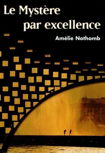 Le mystère par excellence - Amélie Nothomb