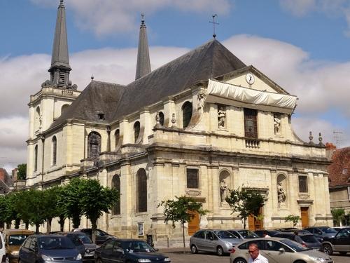 Riçelieu en Indre-et-Loire (photos)