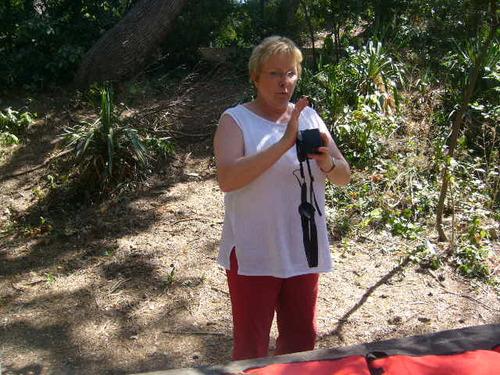 Visite de nos amis du Cotentin(15 Juillet 2009)