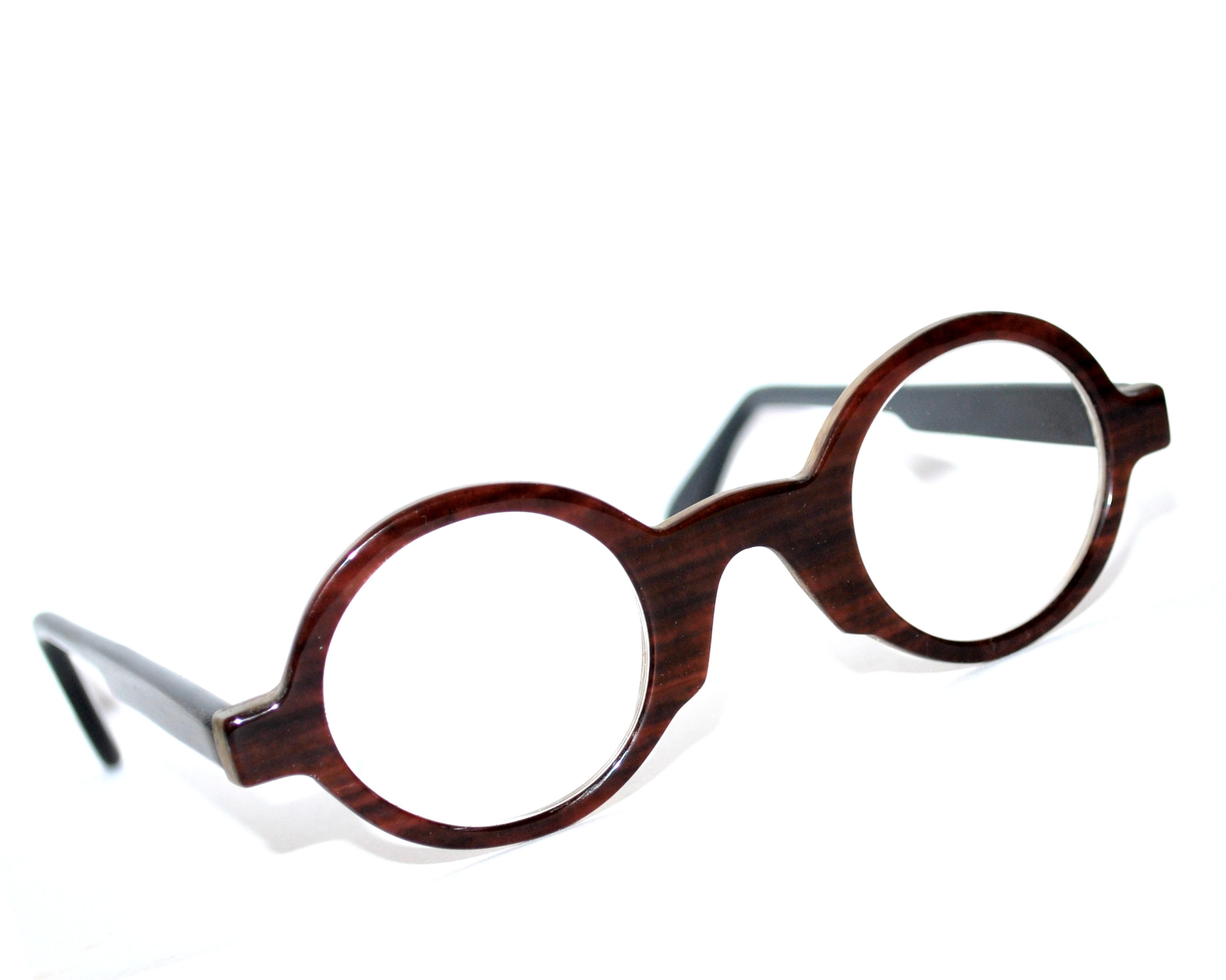 Montures lunettes rondes