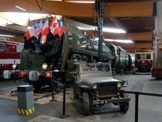 Locomotive Mikado 141R1