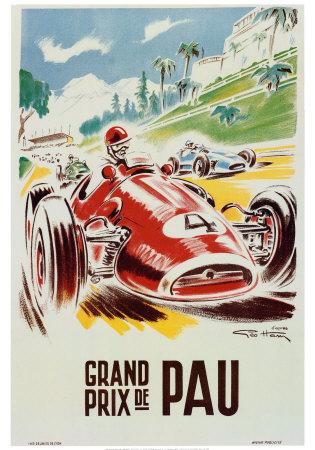 Les VPM au Grand Prix historique de Pau 2013