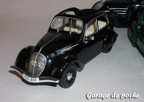 Peugeot 202 Découvrable