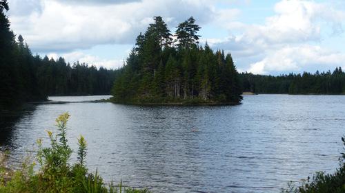 30 aout parc Acadia, usa