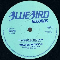 Walter Jackson - Touching In The Dark