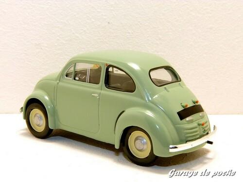4cv Prototype N°1 - 1942