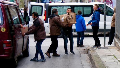 La situation s'aggrave toujours en Grèce, aidons-les !