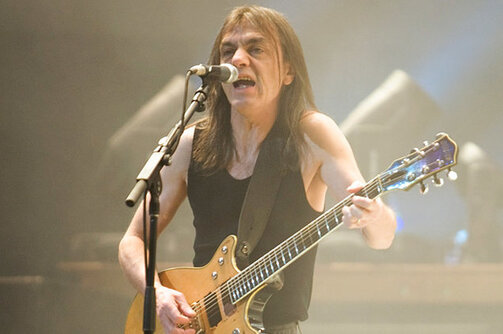 ACDC perd Malcolm Young