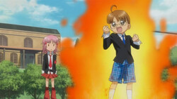 SHUGO CHARA! : IMAGES EP02