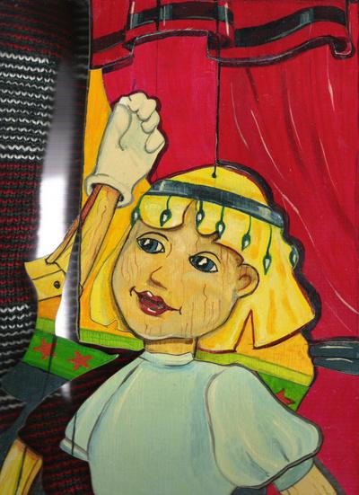 Blog de mimipalitaf :mimimickeydumont : mes mandalas au compas, puzzle en bois de la page de coloriage à colorier(suite)