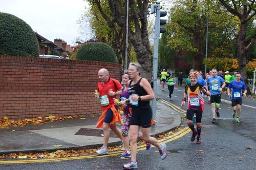 Marathon de Dublin 2015...