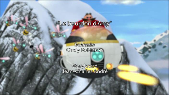 Sonic Boom - 2x27 - Le bourdon d'Amy
