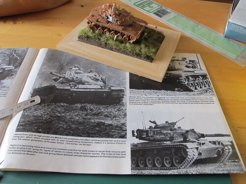 M60 Revell au 1/72
