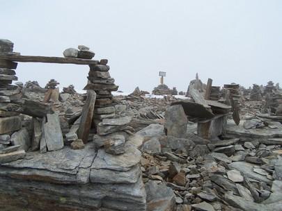 topo Col du Carro