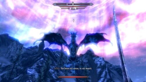 Chapitre XIII : [ALDUIN III] Sovngarde - La Chasse au Dragon