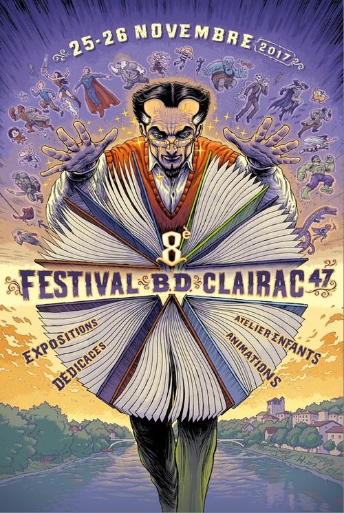 Huitième festival BD