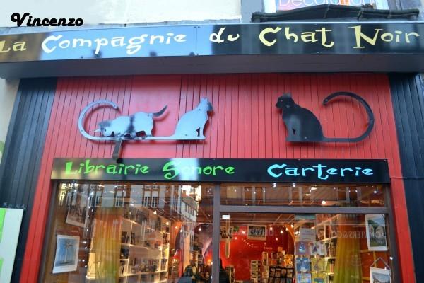 CLERMONT-FERRAND rue des gras