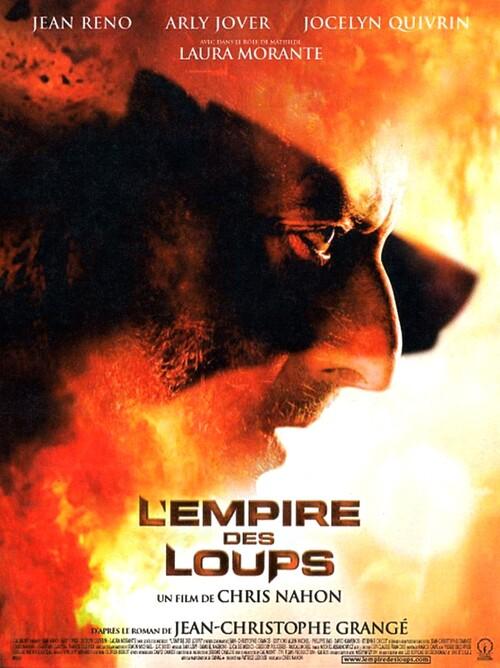 L'EMPIRE DES LOUPS BOX OFFICE FRANCE 2005