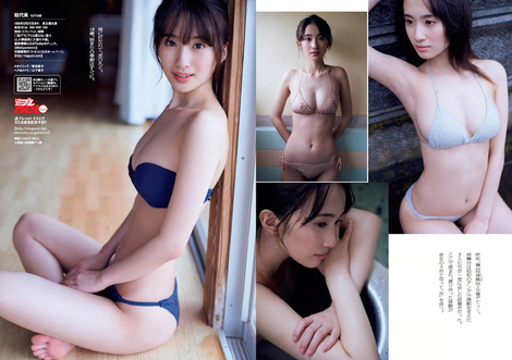 Magazine : ( [Weekly Playboy] - 2017 / n°24 )
