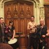 le groupe de musique médiéval Acus Vacuum