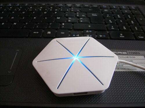 HUB 9 Ports USB 2.0 OTG  ONCHOICE