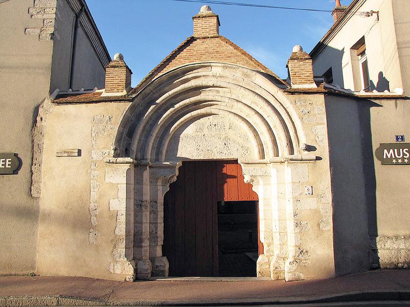 CHATILLON-COLIGNY (Loiret) : 3