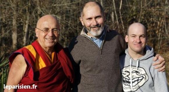 Trois amis en quête de sagesse... Une bouffée d'air frais !