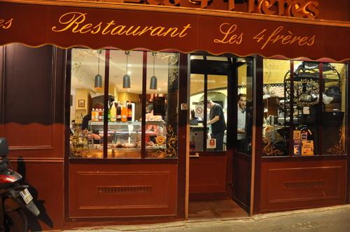 Rue Sainte Marthe Paris 10ème