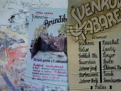 TEREZIN CAMPS DE CONCENTRATION EN TCHEQUIE A UNE 1 H DE PRAGUE